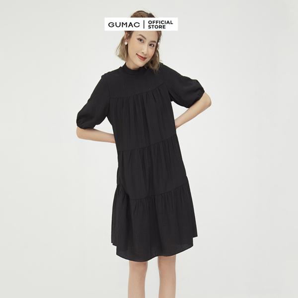 Nơi bán Đầm nữ babydoll rã tùng GUMAC mẫu mới DB583 ( có hình ảnh feedback)