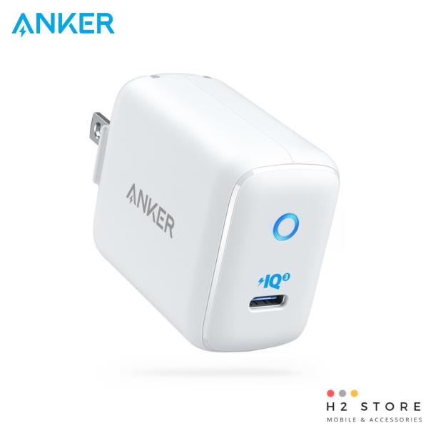 Sạc Anker PowerPort III mini 30W (1 PIQ 3.0) - A2615