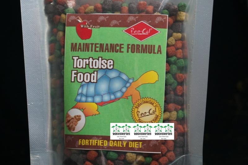 [Rep-cal] 100 gram Thức Ăn Cho Rùa Cạn