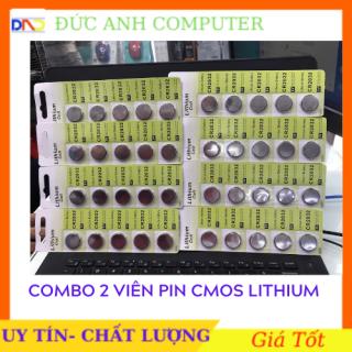 Pin Cmos Pin Cmos lithium CR2032- dùng cho main máy tính cân tiểu ly cân sức khỏe sản phẩm tốt chất lượng cao cam kết hàng giống mô tả thumbnail