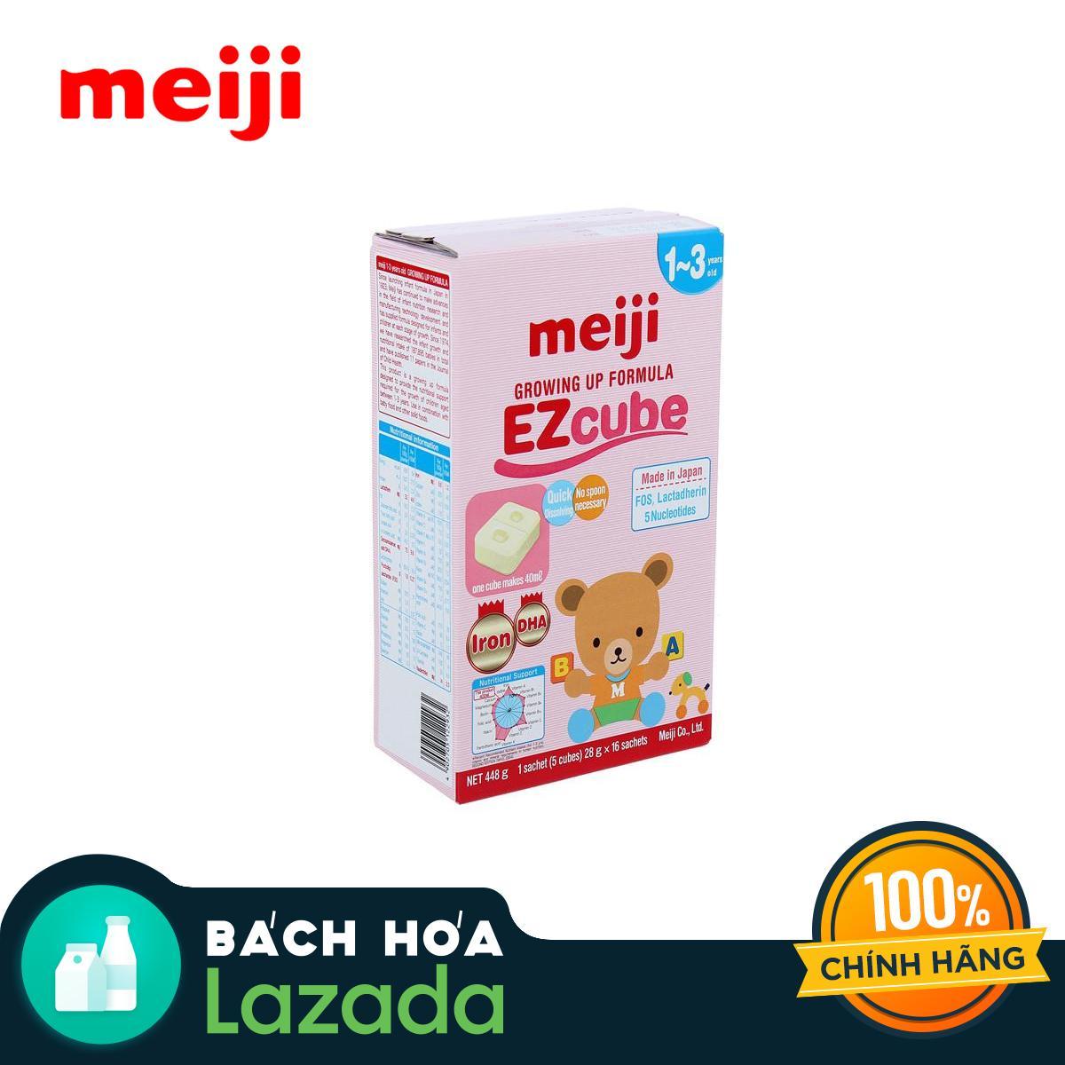 Sữa Meiji dạng thanh Growing Up Formula dành cho trẻ...