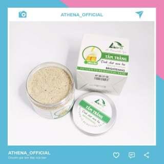 Tắm Trắng Tinh Chất Men Bia ATHENA - Tẩy Da Chết, dưỡng ẩm và viêm lỗ chân lông (250g) thumbnail