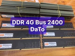 RAM 4G DDR4 2400 SP SK 1151 Hiệu DATO Chính Hãng - CHÂN RAM VÀNG KHÔNG KÉN MAIN - VI TÍNH BẮC HẢI thumbnail