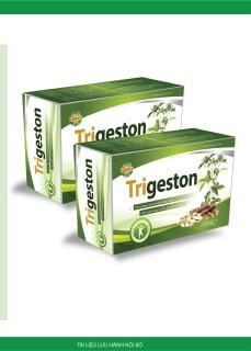 Viên uống tiêu Trĩ - Trigeston hỗ trợ thanh nhiệt , nhuận tràng, giảm táo bón, giảm trĩ và các triệu chứng bị trĩ, tăng sức bền thành mạch - Hộp 30 viên thumbnail