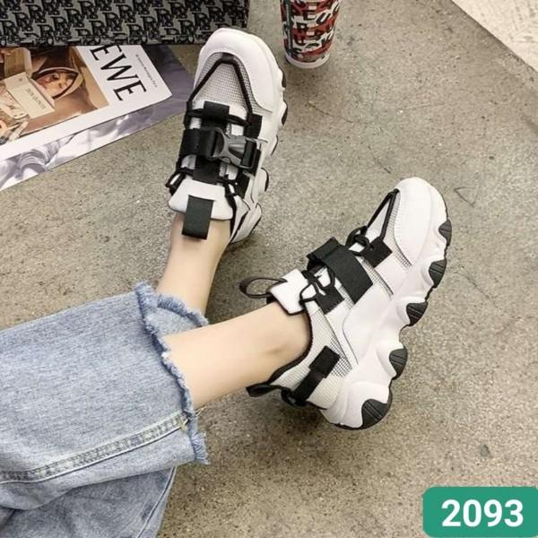 Giày thể thao nữ 3 màu (phối 2 màu ) 302, 2093