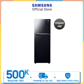 Tủ lạnh Samsung hai cửa Digital Inverter 243L (RT22M4032BU)
