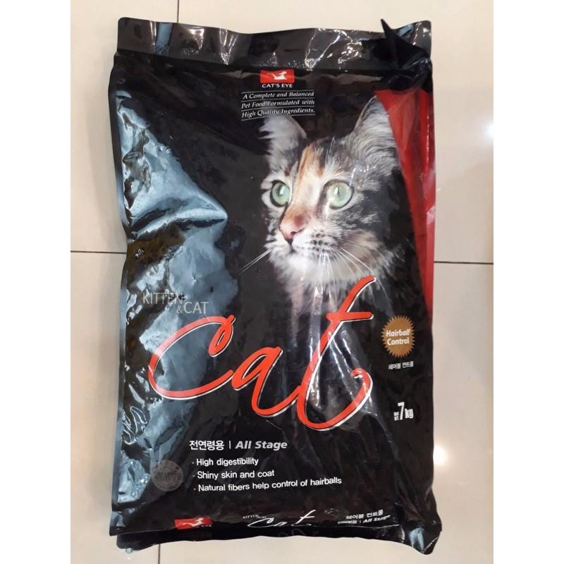 Thức ăn hạt cho mèo Cats eye 7kg
