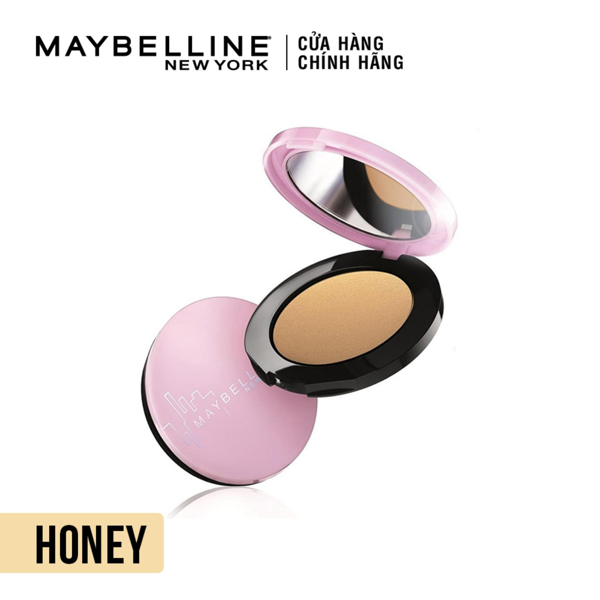 Phấn phủ mịn da chống nhờn Maybelline Clear Smooth All in one powder 9g