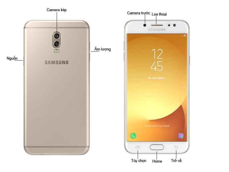Điện thoại Samsung J7 plus