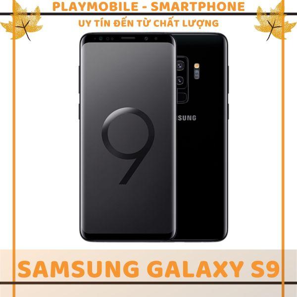 Điện Thoại Samsung Galaxy S9 bản 2 sim SSVN chính hãng || Tặng kèm Phụ kiện || Tại Playmobile