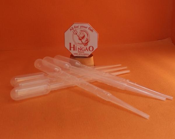 Ống Hút Artemia 3ml - Phụ kiện cá cảnh | Hingaostore.