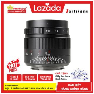 (Chính hãng) Ống kính MF 7Artisans 35mm f0.95 dành cho máy ảnh Fujifilm X, Sony E, Canon EOS-M, Olympus M43 và Nikon Z thumbnail