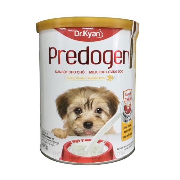 [HCM]Sữa bột cho chó Dr.Kyan PREDOGEN 400g
