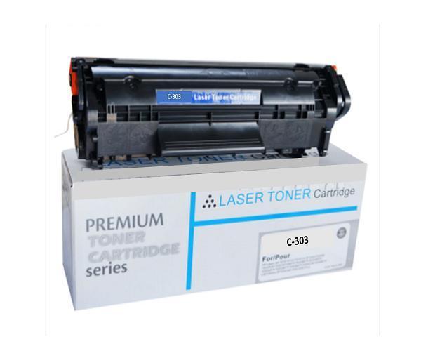 Giá Hộp mực cho Canon2900 (303), in đẹp, mới 100%. Là cartridge, catrich, toner dùng cho máy in CanonLBP 2900, 3000