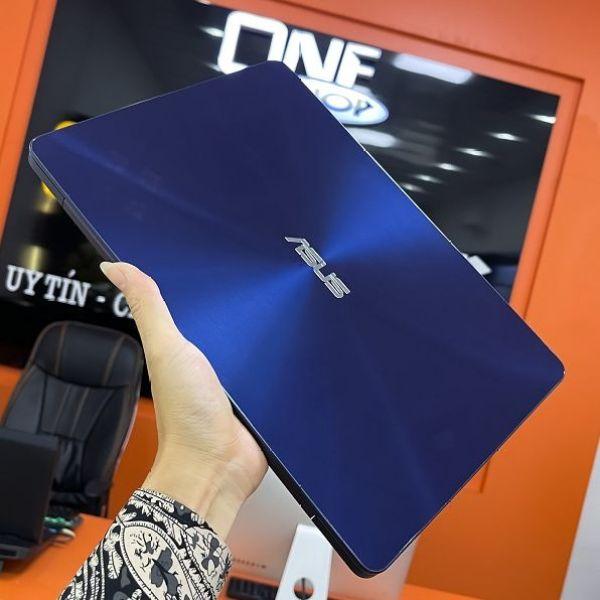 Bảng giá [Siêu Phẩm - Cao Cấp] Asus Zenbook UX430 Core i5 7200U/ SSD 512Gb/ Màn hình 14 inch tràn viền Full HD 1080P . Phong Vũ