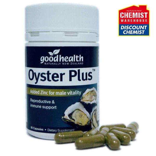 Tinh chất hàu Oyster Plus - Tăng cường sinh lý nam 60 viên không có tác dụng phụ, an toàn tuyệt đối cho sức khỏe giá rẻ