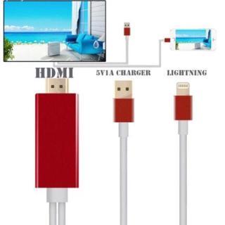 Cáp HDMI Iphone Kết Nôi TiVi Chất Lượng FullHD thumbnail