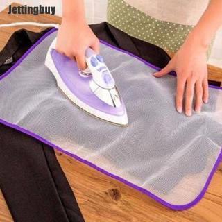 Ủi Chịu Nhiệt Vải Bảo Vệ Tấm Cách Nhiệt-Tấm Thảm Là Ủi Gia Đình Lưới Trắng 40 60 Cm thumbnail