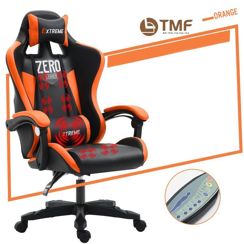 Ghế Gaming Extreme Zero S (Orange – Black) giá rẻ