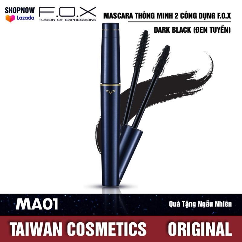 [TAIWAN COSMETICS] Mascara Thông Minh 2 Công Dụng FOX Multi Function Mascara 8.5ml nhập khẩu