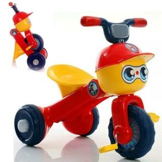 Xe Đạp 3 Siêu Nhân Con Kiến Gấp Gọn 3 Bánh Xe 3 Bánh Cho Bé Broller Xd3 Mẫu Chú Kiến Mắt Tròn Siêu Đáng Yêu đồ chơi thể thao & ngoài trời - đồ chơi ngoài trời - xe ba bánh trẻ em - mẹ và bé - đồ cho bé ra ngoài thumbnail