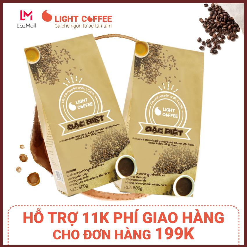 Tiết Kiệm Cực Đã Khi Mua 1KG Cà Phê Bột Light Coffee Đặc Biệt , đậm , đắng , Mạnh, Cà Phê Nguyên Chất Không Tẩm ướp, Không Pha Trộn Tạp Chất , Giá Rẻ