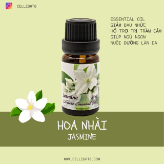Tinh dầu hoa nhài - Jasmine Essential Oil thumbnail