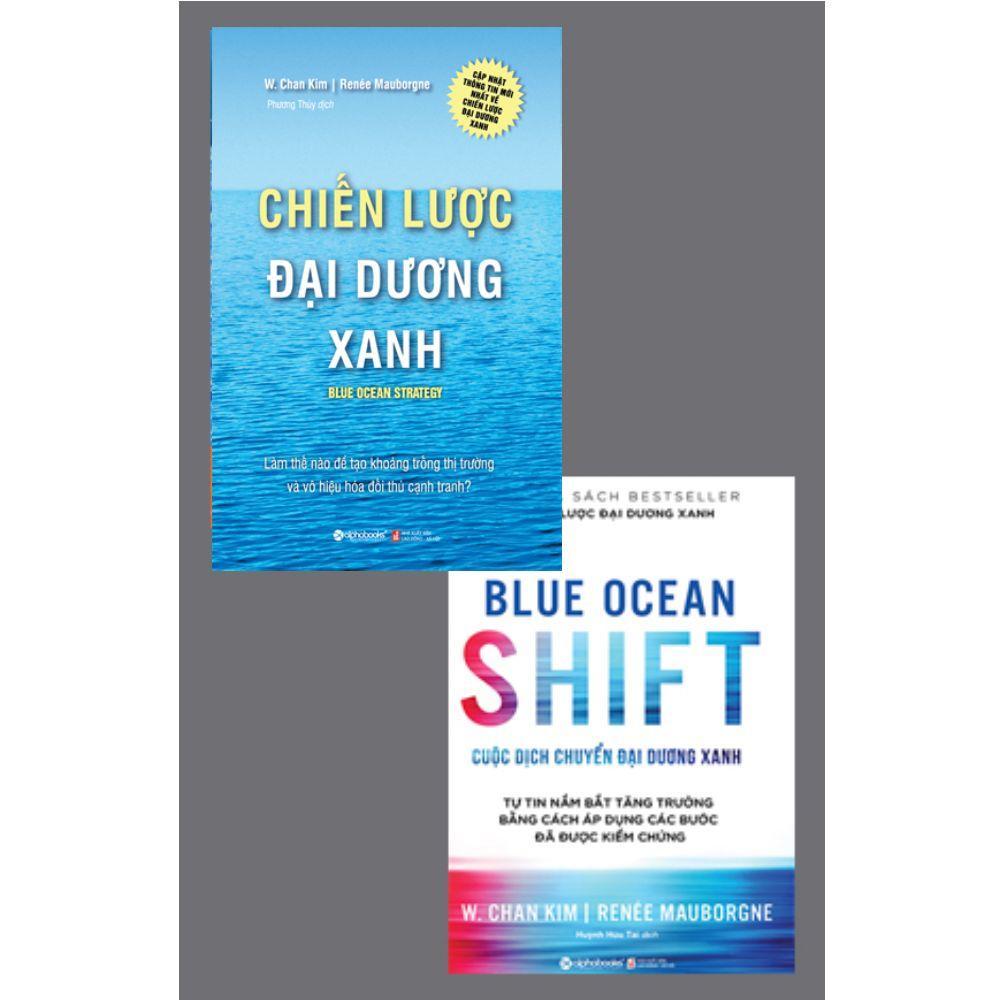 Ưu Đãi Giá cho Combo Sách Chiến Dịch Đại Dương Xanh