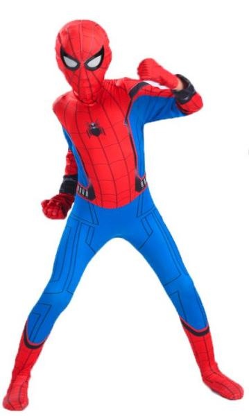 Set Bộ Quần Áo Người Nhện Spider Man Cho Bé Trai