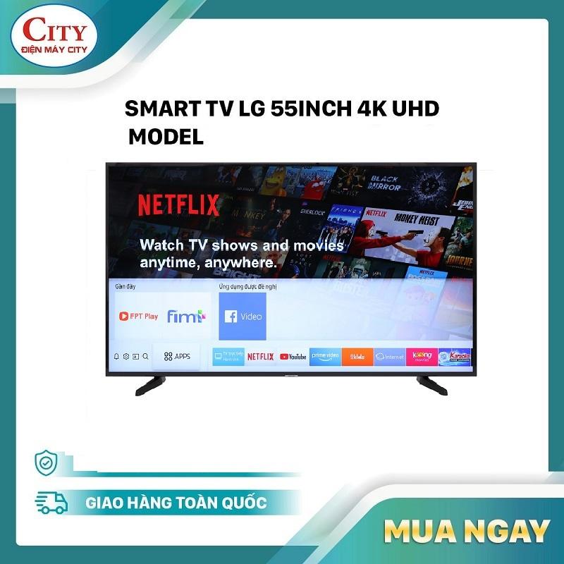 Bảng giá Smart Tivi Samsung 55 inch 4K UHD - Model UA55NU7090 - Công nghệ hình ảnh HDR, UHD Dimming, Purcolour + Điều khiển Tivi bằng điện thoại- Bảo hành 2 năm