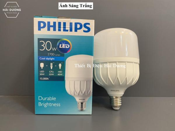 Bóng đèn Philips 30w LED TForce core HB - Đèn Led trụ Siêu sáng Bảo vệ mắt