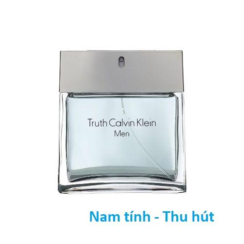 Nước hoa nam Truth Calvin Klein Men Eau De Toilette 100ml