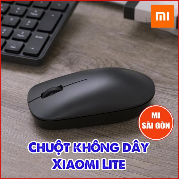 Bảng giá Chuột không dây Xiaomi Lite XMWXSB01YM - Đen Phong Vũ