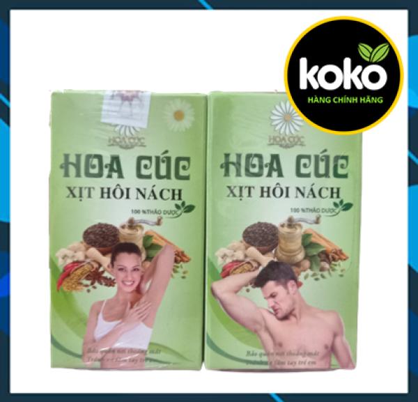 ❤️ ❤️Xịt Hôi Nách, Thâm Nách Hoa Cúc nhập khẩu
