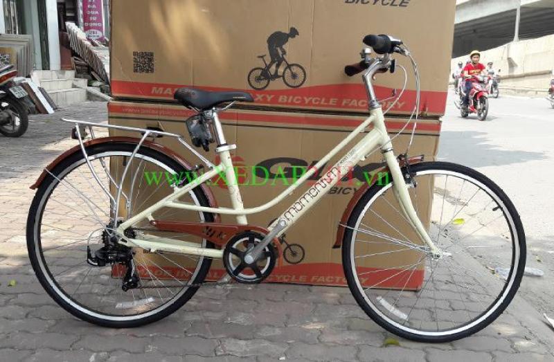 Phân phối Xe đạp thể thao GIANT INEED 1500 2019 (Kem)