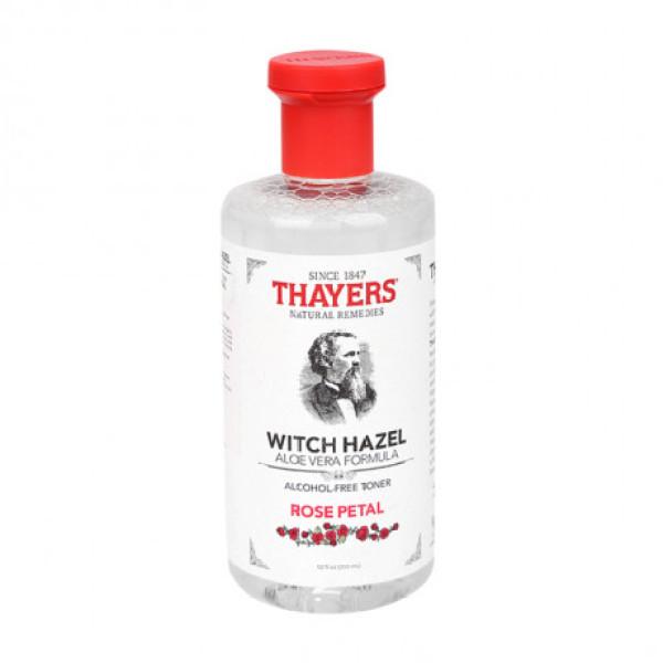 Nước Hoa Hồng Không Chứa Cồn Thayers Alcohol Free Witch Hazel Toner Rose Petal