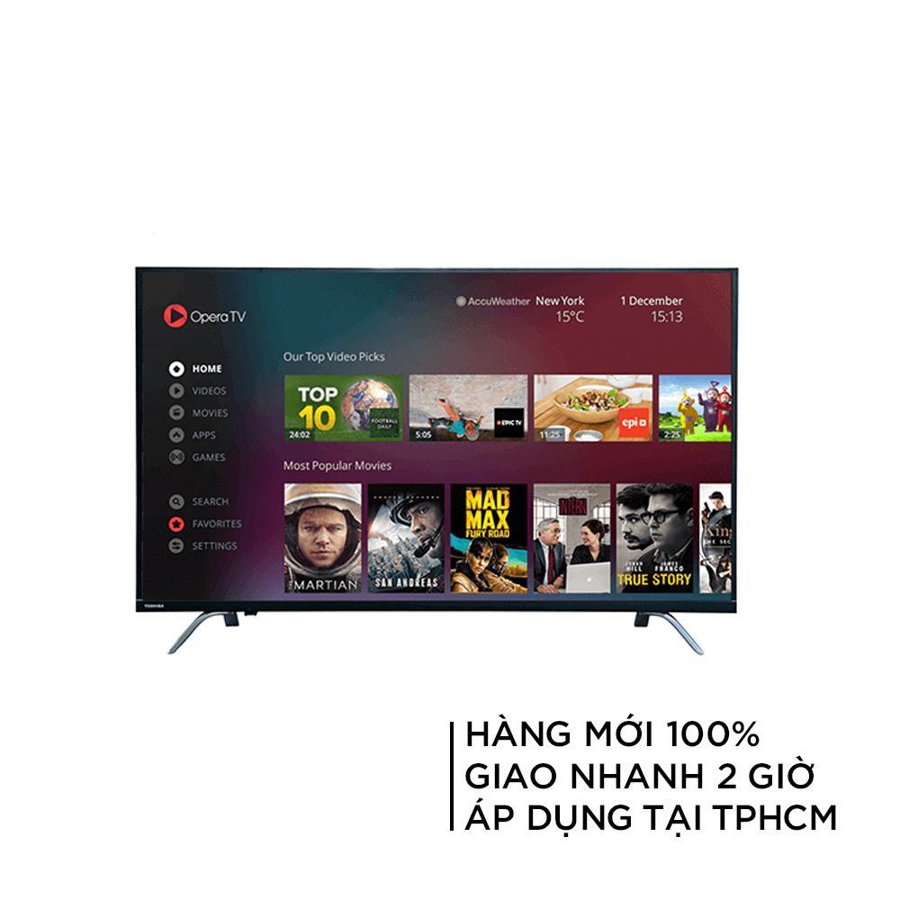 Bảng giá Smart Tivi Toshiba 49 inch 49U7650