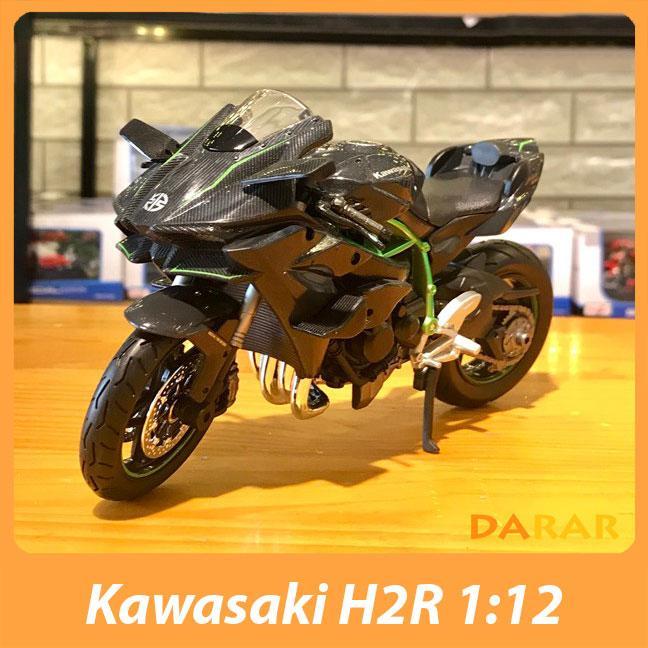 Mã Coupon MÔ HÌNH XE MOTO Kawasaki H2R - MAISTO Tỷ Lệ 1:12