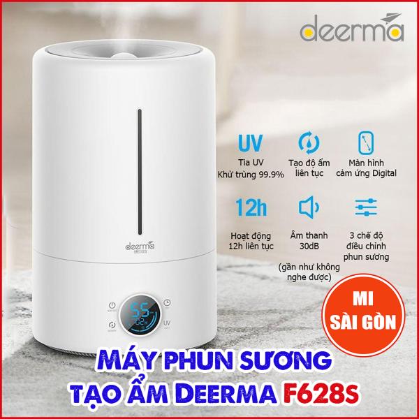 Máy phun sương tạo ẩm Deerma F628S - Dung tích 5L