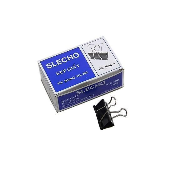 Mua 2 hộp kẹp bướm Slecho 41mm