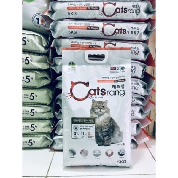 Thức ăn cho mèo Catsrang bao 5kg