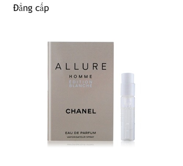 Nước hoa nam Chanel Allure Homme Edition Blanche 2ml - Vial