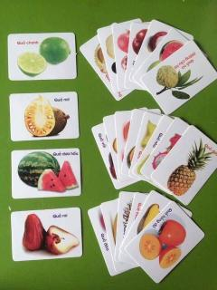 Bộ thẻ học song ngữ thông minh 16 chủ đề-416 thẻ - TK01 thumbnail