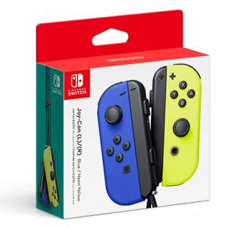 Joy Con Chính Hãng Nintendo Switch Màu Xanh Vàng ( Fornite ) thumbnail