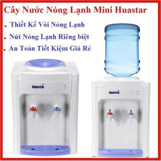 Cây nước nóng lạnh Mini Huastar 1 vòi nóng và 1 vòi lạnh với công tắc vòi nóng lạnh riêng biệt thumbnail