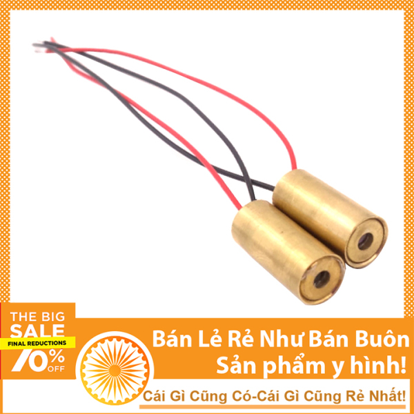 Bảng giá Đầu Phát Laze Siêu Mạnh 9x21mm 20mA 3-5VDC H4A4