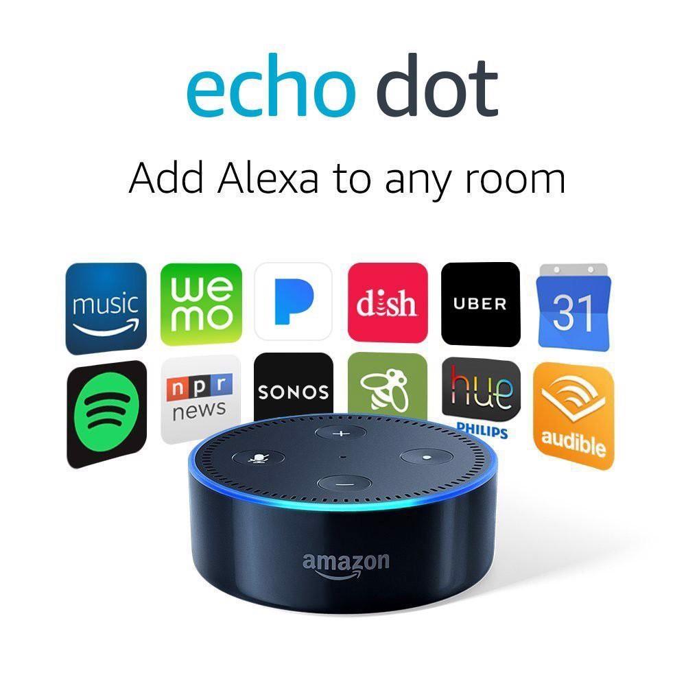 Giá Trung Tâm Điều Khiển Bằng Giọng Nói Alexa Echo Dot