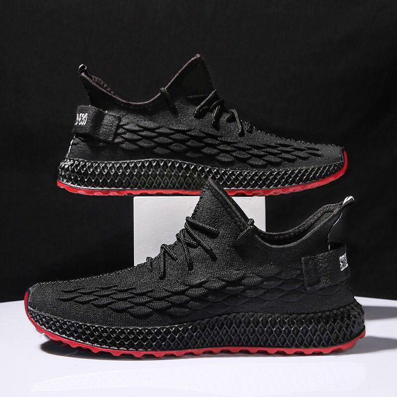 Giày Thể Thao Nam - Giày Chạy Bộ Đa Năng BAZAS BZ89 Black