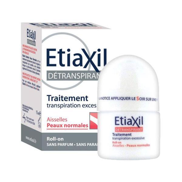 [Lấy mã giảm thêm 30%] Lăn khử mùi Etiaxil dành cho da thường (Màu đỏ) 15ml giá rẻ