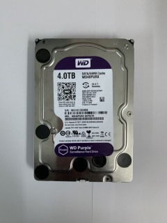 HDD FREESHIP Ổ CỨNG HDD PC WesternDigital 4TB Purple (Chuyên Camera) - BH 24 THÁNG SPTECH COMPUTER thumbnail